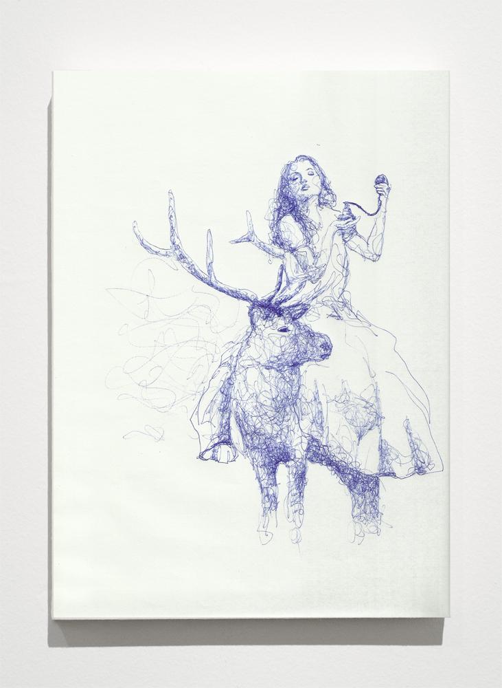 Deer_wood-panel-1