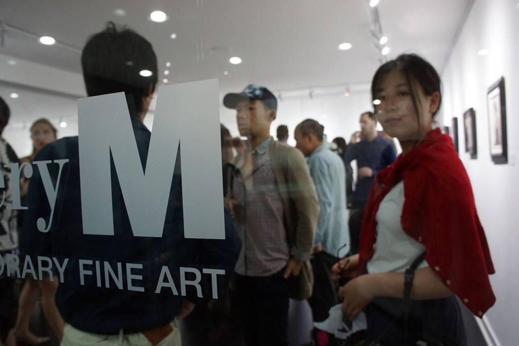 Tomori Nagamoto Gallery M Contemplation